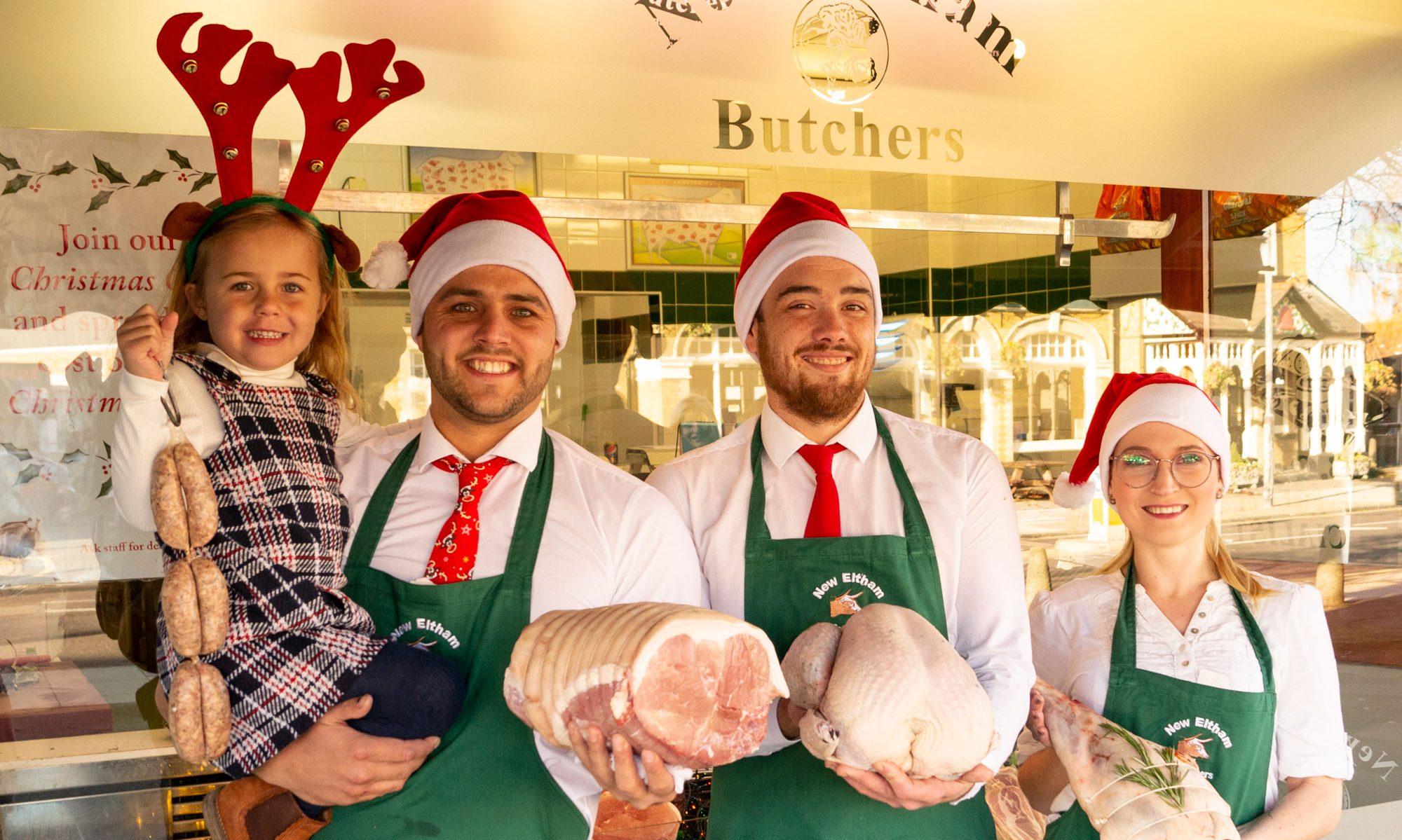 New Eltham Butchers